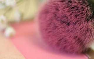 Как вымыть кисточки для косметики. Как очистить кисть для тонального крема и как определить, что пора приобрести новую