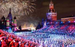 Встретить новый год на красной площади. Как проходит празднование? Как нужно себя вести на Красной площади