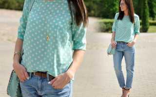 Джинсы бойфренды: с чем носить и модные луки. С чем носить джинсы бойфренды женские: фото модных сочетаний