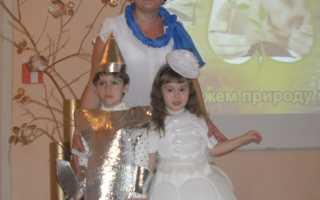 Одежда из бросового материала своими руками для детей. Детские костюмы из подручных материалов: оригинальные идеи