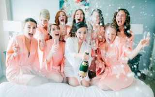 Как провести девичник перед свадьбой: интересные идеи. Конкурс для девичника из коктейлей. Кто организует девичник