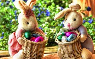 Пасхальный кролик из ниток своими руками. Пасхальные кролики, приносящие удачу! Творим зайца из салфетки на Пасху