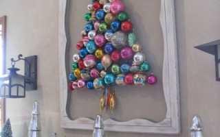 Новогодняя елка своими руками. Новогодние елки своими руками: идеи на любой вкус Елочка из бусин своими рукам