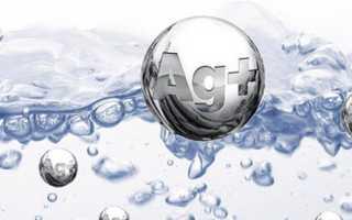 Как очистить воду серебром в домашних условиях. Разрушаем мифы о воде. Чудесные способности благородного металла