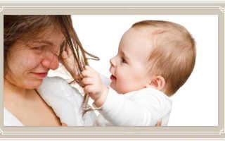 Осветление волос при грудном вскармливании. Можно ли красить волосы при кормлении грудью и как делать это безопасно