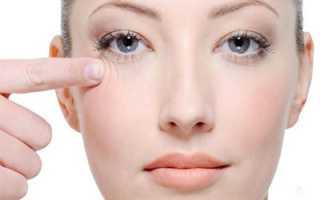 Морщины под глазами — как избавиться от них быстро и эффективно в домашних условиях. Как избавиться от морщин под глазами