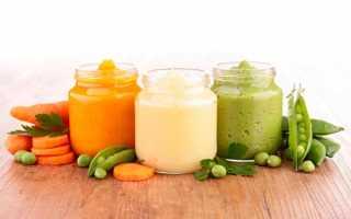Овощные пюре для первого прикорма (3 рецепта). Овощное пюре – идеальный первый прикорм для грудничка