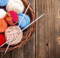 Вязание спицами для чайников. Как ускорить ручное вязание: набор секретов. Как вязать кромочные петли