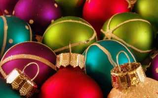 Как сделать елку из игрушек на леске. Парящая новогодняя елка из елочных шаров. Парящая новогодняя елка