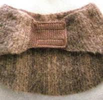 Как подготовить собачью шерсть для изготовления лечебного пояса. Как сделать пояс из собачьей шерсти
