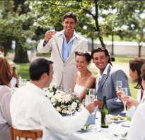 Интересное поздравление молодоженов на свадьбе. Поздравление на свадьбу от друзей: оригинальные идеи