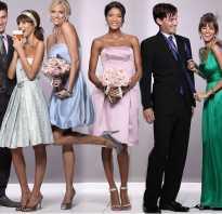 Красивая гостья: в чем идти на свадьбу женщине. Какое платье надеть на свадьбу в качестве гостя летом