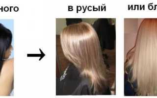 Как перекрасить волосы из темного в блонд. Мелирование как метод осветления волос. Спасибо что заглянули