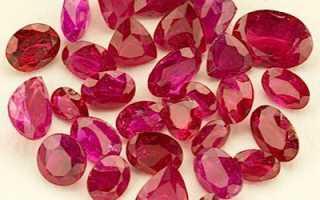 Рубин со сменой цвета. Какого цвета бывают рубины и что такое рубиновый цвет. Благоприятное время для покупки