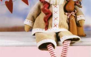 Тильда санта клаус на ярмарке мастеров. Тильда Санта с оленем. Подробный мастер-класс от Тильдамастер. Спасибо за внимание