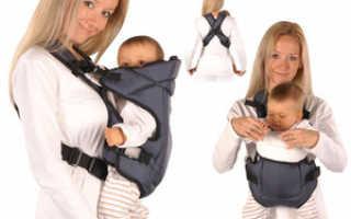Можно ли носить ребенка в «кенгуру»: все «за» и «против. Переноска-кенгуру: помощник мам или враг здоровья малыша
