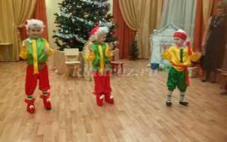 Необычный новогодний утренник в детском саду. Сценарий на новый год для старшей группы детского сада