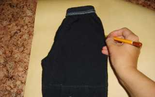 Шорты для мальчика шьем сами. Как сшить детские шорты для мальчиков и девочек ясельного возраста. Как сшить юбку-шорты
