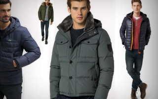 Зимние мужские куртки!