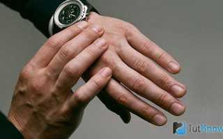 Выполнение маникюра для мужчин: принципы ухода. Ногти у мужчин: уход и некоторые интересные особенности