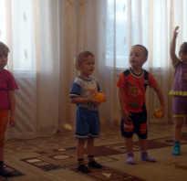 Спортивное развлечение в младшей группе «Маленькие спортсмены. Физкультурное развлечение в младшей группе
