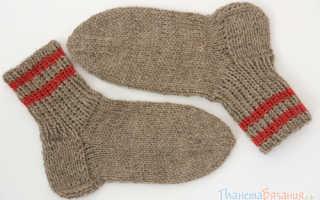 Как правильно вязать шерстяные носки. Как связать носки спицами для начинающих? Вязаные носки — схемы и описание