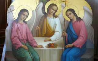 Поздравления с троицей в прозе своими словами всегда самые искрении. С Днем Святой Троицы — поздравления