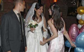 Необычное поздравление на свадьбу от свидетельницы. Придумываем оригинальное поздравление на свадьбу от свидетельницы