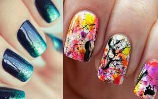Не сохнет лак на ногтях что делать. Как быстро высушить лак на ногтях: несколько секретов от стилистов