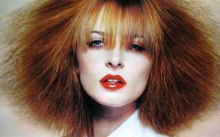 Эффективные средства для лечения сухих пушистых прядей волос. Блог полезных советов: как убрать пушистость волос
