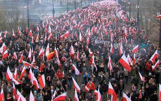 Какой праздник 15 мая в польше. Święta polskie – польские праздники. О национальных польских праздниках