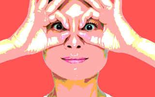 Как убрать морщины под глазами в домашних условиях. Массаж век и глаз: как делать правильно, виды массажа вокруг глаз