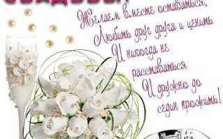 Душевные и оригинальные поздравления с годовщиной свадьбы в стихах и прозе. Поздравления с годовщинами свадеб