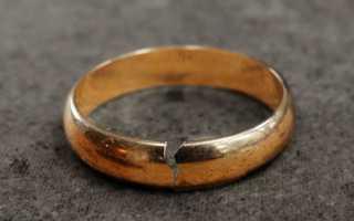 К чему снится что золотое кольцо ломается. Треснутое или лопнувшее обручальное кольцо – к чему снится