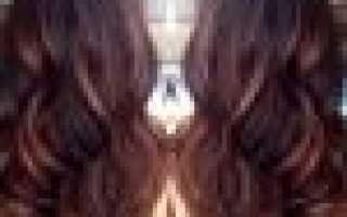 Шатуш на волнистые волосы. Инструкция окрашивания в домашних условиях. Как ухаживать за шевелюрой после окрашивания