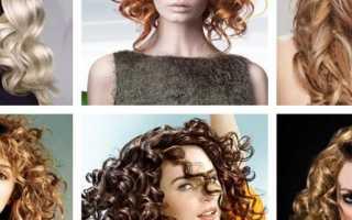 Легкая прическа с кудрями. Простые прически на длинные волосы с кудрями. Варианты и пошаговое описание