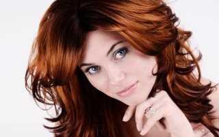 В какой цвет покраситься после рыжего. Как закрасить рыжий цвет волос в русый: основные самые модные способы