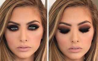 Как сделать макияж смоки айс пошаговое. Пошаговая инструкция с фото: макияж «Смоки айс» для карих глаз («Smoky eyes»)