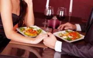 Идеи для романтической ночи с любимым. Что приготовить на романтический ужин? Маленькие секреты большого события