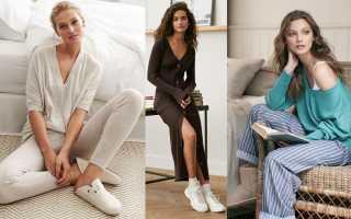 Как одеваться дома? поговорим об идеальной домашней одежде. Как красиво одеться: советы стилиста (фото) Одеты как красивые