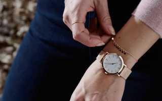 Как носить часы с металлическим ремешком. Как носить наручные часы? Часики и браслеты на одной руке: возможно ли сочетание