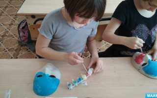 Карнавальные маски из бумаги своими руками: мастерим с детьми. Новогодние маски шаблоны для распечатки