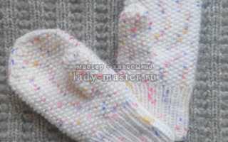 Варежки спицами для малышей схемы и описание. Как связать варежки для малыша спицами. Теперь убавляем петли