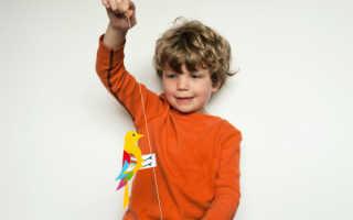 Детские работы из бумаги. Увлекательные поделки из бумаги для детей: подвижные игрушки. Из бумажный лопастей