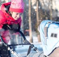 Сколько нужно гулять с новорожденным: основные тонкости первых прогулок. Сколько гулять с ребёнком зимой