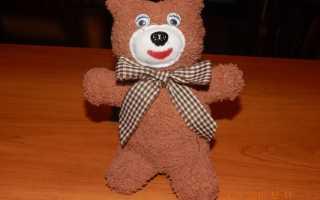 Интересные мягкие игрушки своими руками из ткани. Мягкая игрушка «мишка» своими руками. Мишка из носка