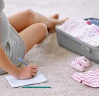 Что нужно на выписку малыша. Как происходит выписка из роддома. Конверт-человечек на пуху или синтепоне