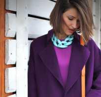 Сочетание цветов в одежде для женщин фиолетовый. Сиреневый цвет в одежде: с чем сочетать и куда носить