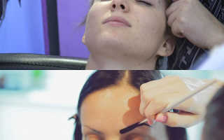 Окрашивание бровей хной поэтапно. Брови хной — фото до и после, отзывы, описание технологии и эффективность