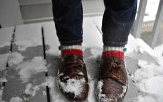 Средство для обработки обуви от влаги. Видео: Секрет защиты обуви от влаги! Как защитить от соли обувь из кожи
